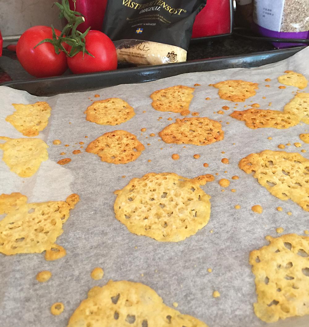 LCHF nachos