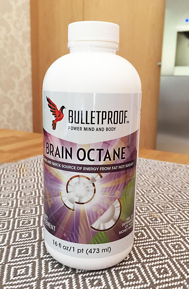 Bulletproof Brain Octaneolja